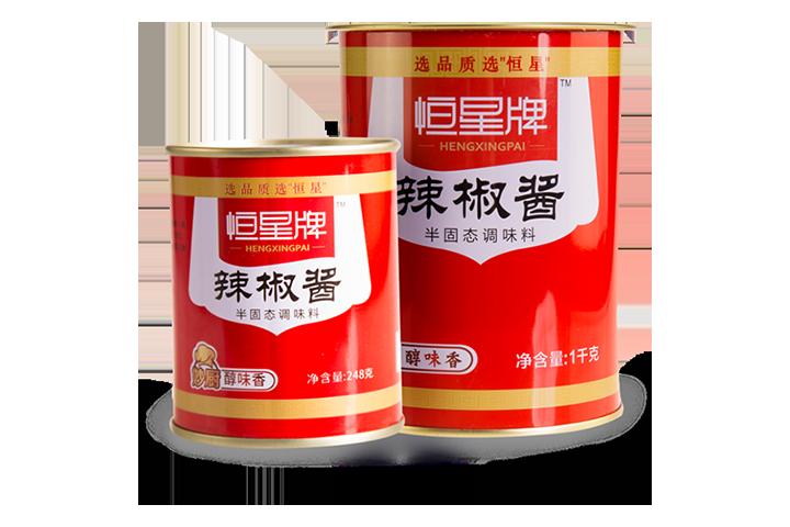 辣椒酱248克&1千克