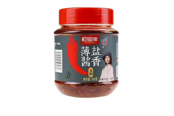 薄盐酱香千赢国际娱乐首页500克
